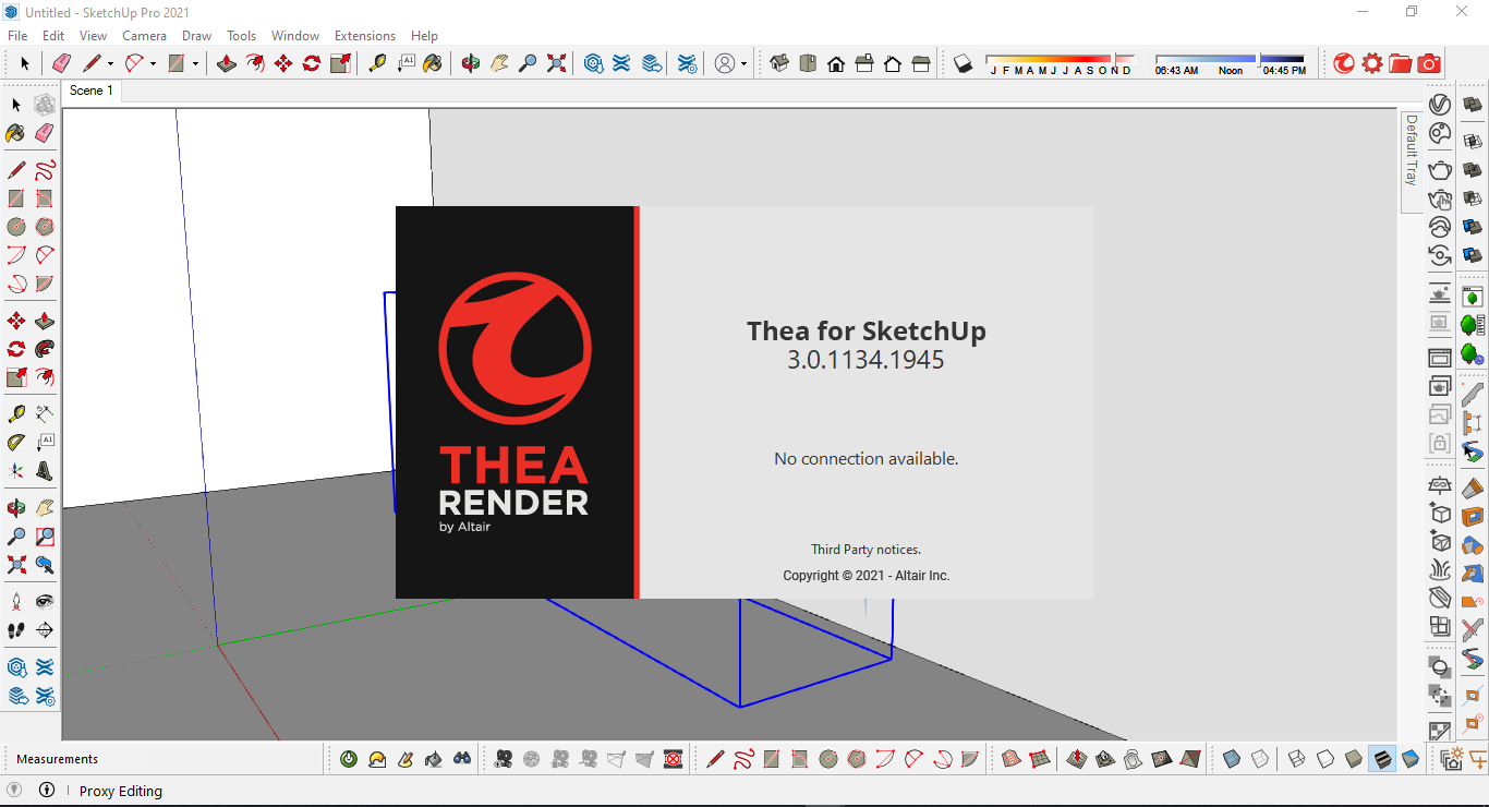 Thea for SketchUp Crack Full Version